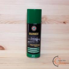 Масло Gunex для чистки оружия 200 мл