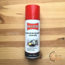 Смазка тефлоновая Ballistol Teflon Spray