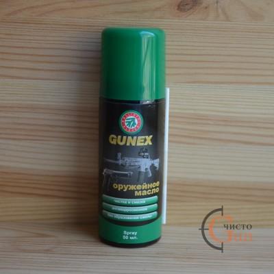 Масло Gunex оружейное 50 мл