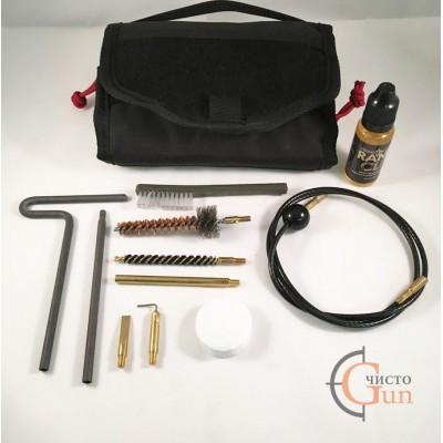 Набор Dewey для чистки AR15 Field Kit в чехле