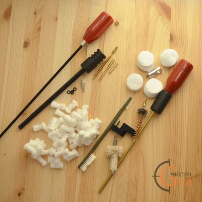 Набор Dewey для чистки AR-15 Complete Cleaning Kit