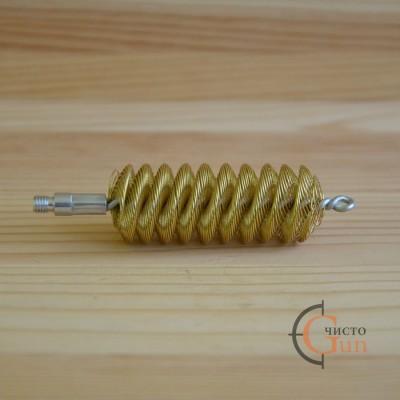 Ерш спиральный латунный усиленный Megaline 12 калибр