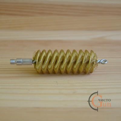 Ерш спиральный латунный усиленный Megaline 20 калибр