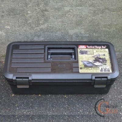 Кейс для чистки оружия MTM Tactical Range Box с держателем для AR-15