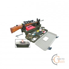 Кейс для чистки оружия МТМ Shooting Range Box зеленый