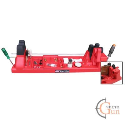 Подставка MTM Gun Vise для чистки и обслуживания оружия
