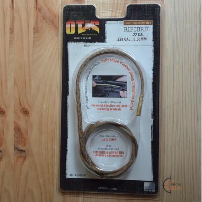 Протяжка OTIS Ripcord для чистки ствола калибров .22, .223, 5.56
