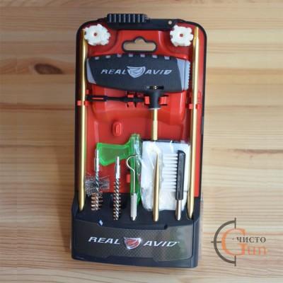 Набор для чистки Real Avid Gun Boss Pro AR15 Cleaning Kit
