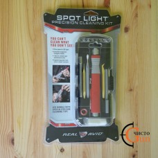 Набор для чистки Real Avid Spot Light Precision Cleaning Kit