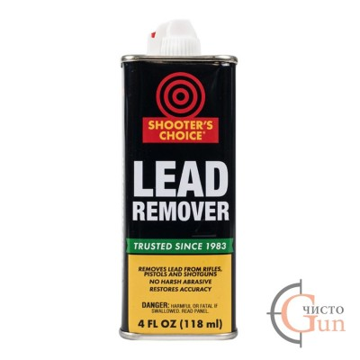 Средство для удаления свинца Shooters Choice Lead Remover
