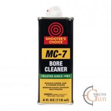 Средство для чистки ствола Shooters Choice MC7 Bore Cleaner (118 мл)