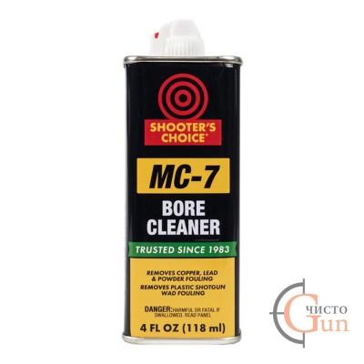 Сольвент Shooters Choice MC7 (118 мл)
