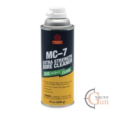 Средство для чистки ствола Shooters Choice MC7 Extra Strength