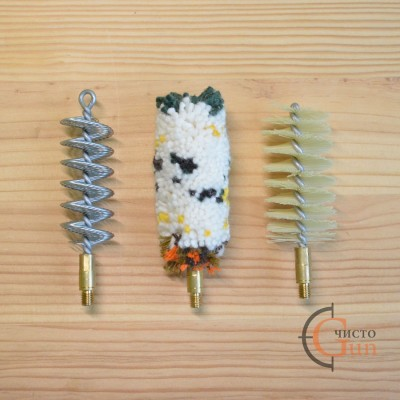 Набор ершей Stil Crin для чистки и смазки ружья 16 калибр