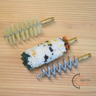 Набор ершей Stil Crin для чистки и смазки ружья 20 калибр
