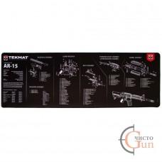 Коврик TekMat AR-15 Ultra Premium Gun Cleaning Mat
