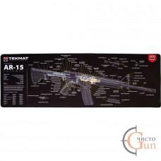 Коврик TekMat для чистки AR-15 Premium Bench Mat