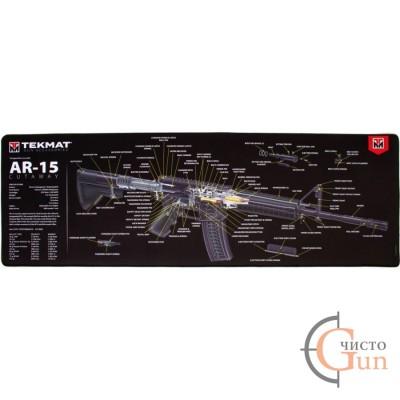 Коврик TekMat для чистки AR-15