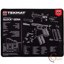 Коврик TekMat для чистки Glock Gen 4
