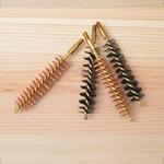 Бронзовые и нейлоновые ерши для чистки ствола